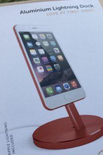 Pamiętacie dock z ładowarką do iPhone? Mamy dla Was konkurs!