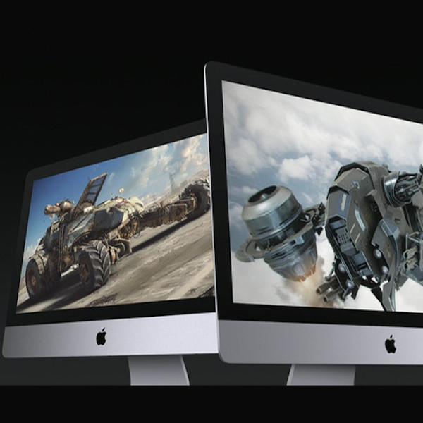 Nowy iMac pozwoli nam wreszcie komfortowo grać w gry?
