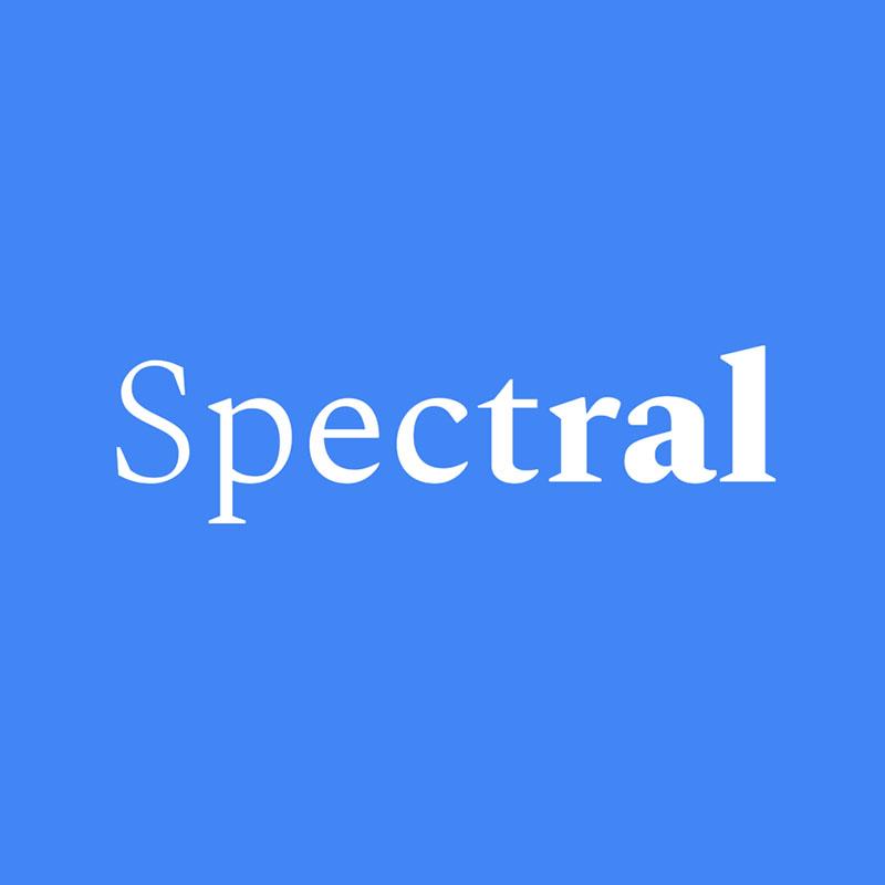 Poznajcie Spectral – nowość w Google Fonts