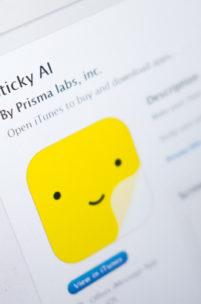 Sticky AI – nowa aplikacja od Prismy, która tworzy naklejki ze zdjęć
