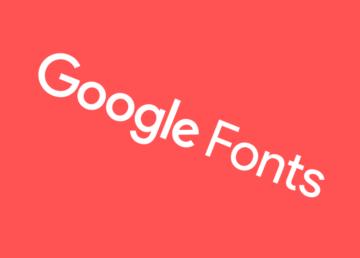 13 idealnych fontów na nagłówki od Google