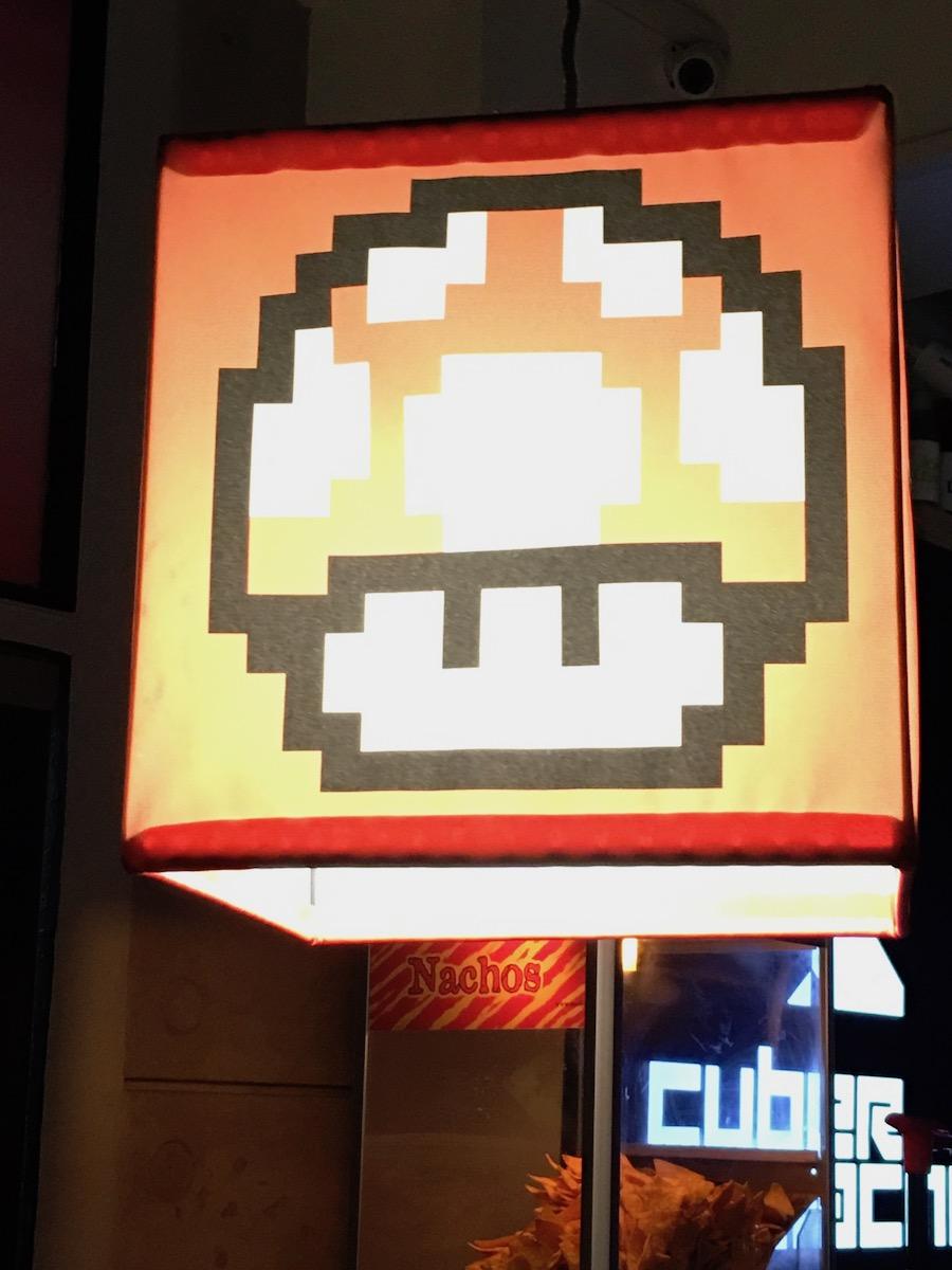 Cybermachina - pub dla graczy