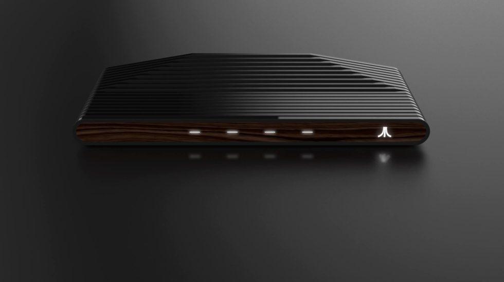 Ataribox - wygląd nawiązujący doAtari