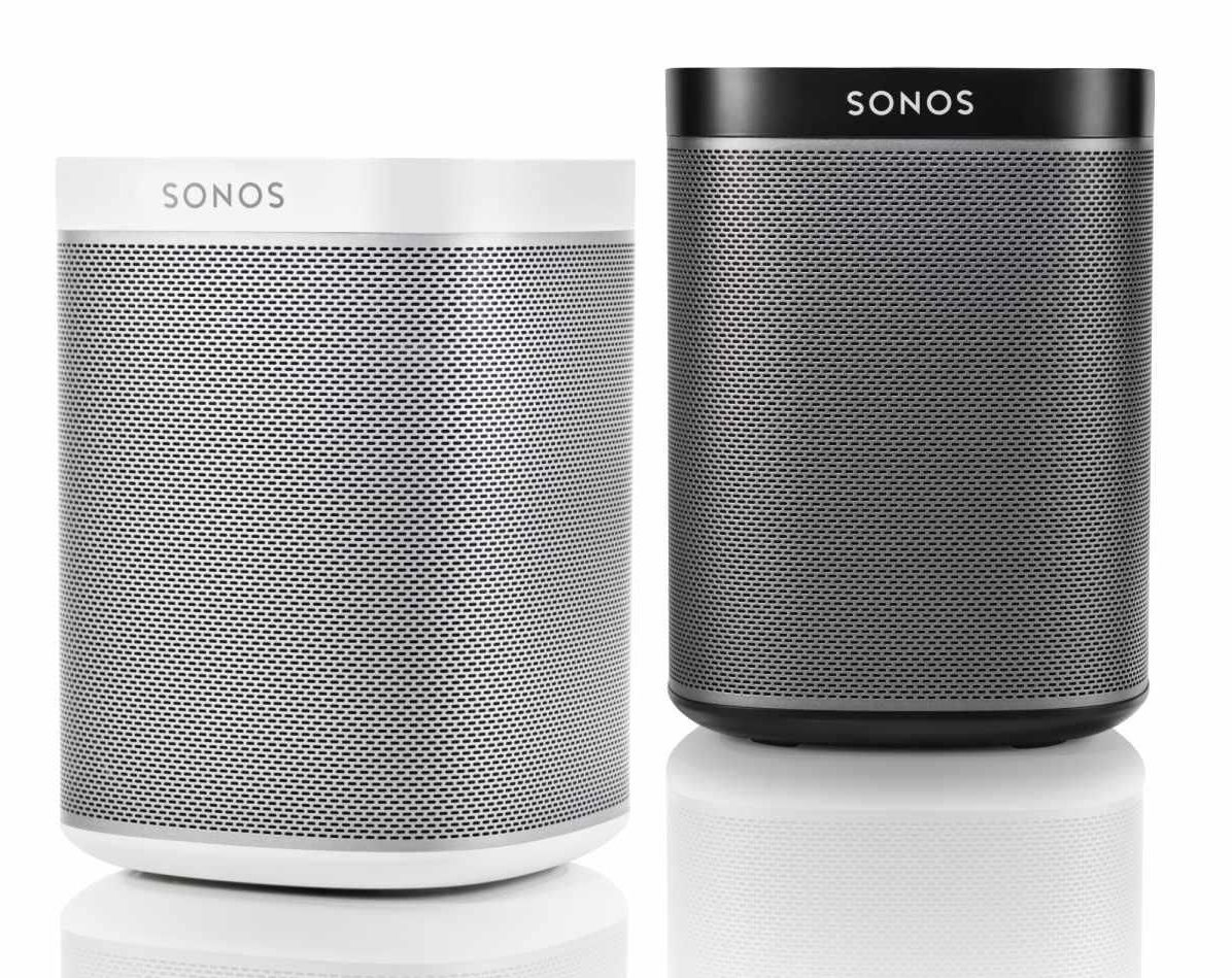i sonos play 1 bialy