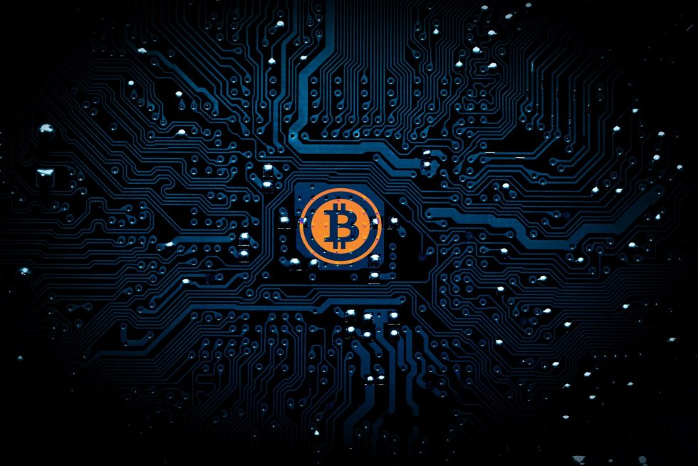 Bitcoin logo - grafika