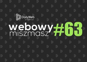 Webowy Miszmasz #63