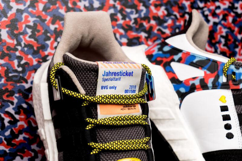 Adidas EQT Support 93/17 BVG