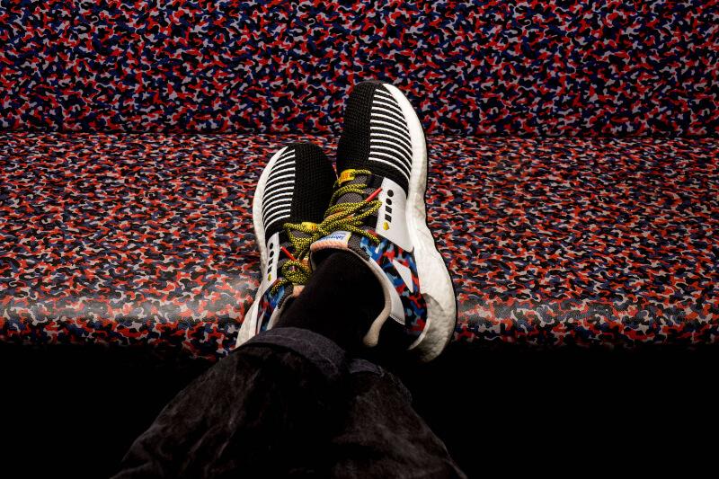 Adidas stworzył buty we współpracy z komunikacją miejską