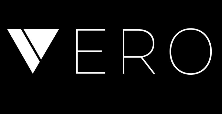 Logo aplikacji Vero