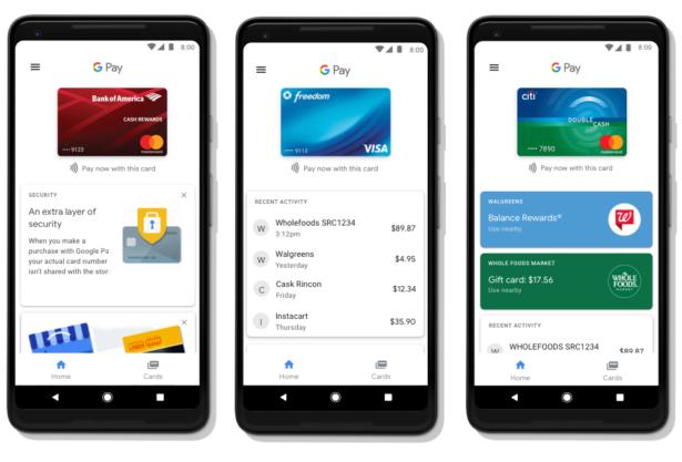 Nowa aplikacja Google Pay
