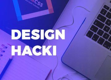 4 kolejne - proste designerskie tricki, by ulepszyć Twoją stronę