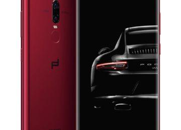 Huawei Mate RS Porsche Design, czyli  3 aparaty i 2 czytniki palców