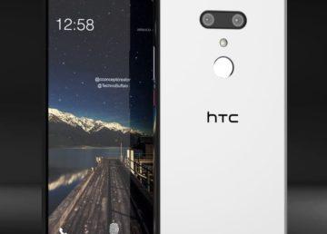 O HTC U12+ najwięcej dowiadujemy się z pudełka
