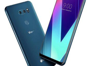 LG nie zwalnia tempa, smartfon V35 ThinQ już w drodze