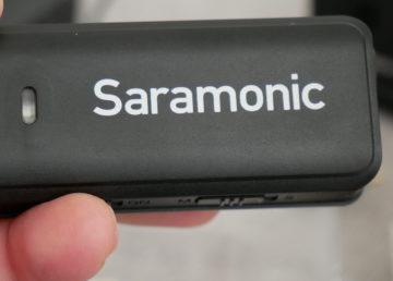 [VIDEO] Świetny i uniwersalny mikrofon krawatowy. Recenzja Saramonic LavMic