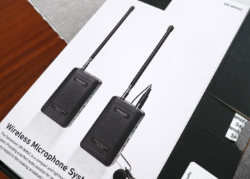 [VIDEO] Bezprzewodowy mikrofon krawatowy do za 400zł? Recenzja Saramonic WM4C