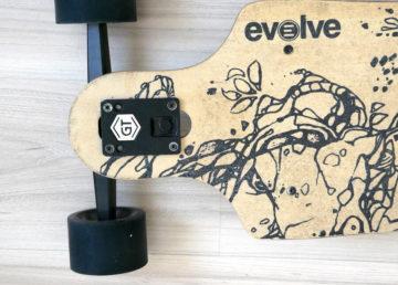 Elektryczny longboard doskonały? Recenzja Evolve Bamboo GT