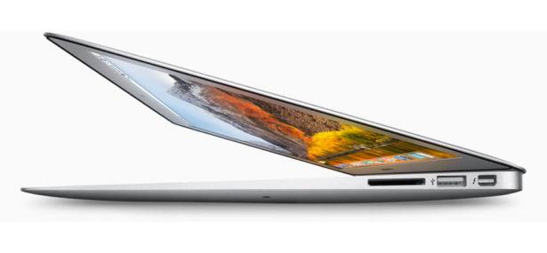 3 macbook air mqd32ll a laptop core i5 silver