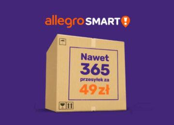 PlayStation 4 500GB + 3 gry jeszcze dziś za 699zł w ramach Allegro Smart Week!