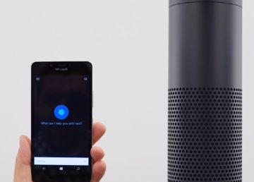 Microsoft i Amazon ożenili Cortanę z Alexą, ponoć to już działa!