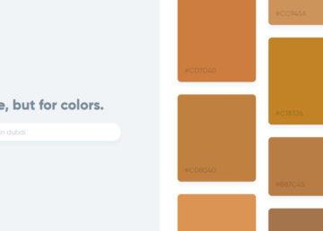 Picular – wyszukiwarka kolorów działająca na podstawie Google grafika