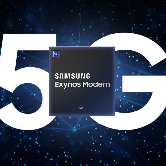 Modem 5G w Samsung Galaxy S10