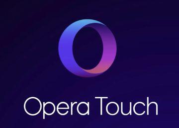 Opera Touch wreszcie na iOS!