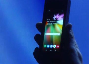 Galaxy F – Samsung pokazał składany smartfon, ale nie taki jak chcieliście!