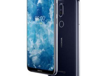 Nokia 8.1 oficjalnie – dobry i nietani średniak z Android One