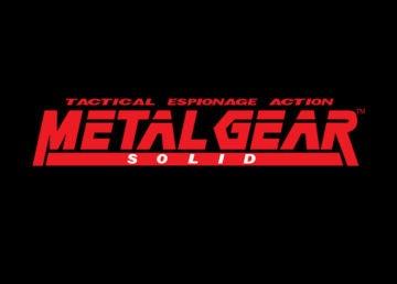 Metal Gear Solid jako gra planszowa zapowiedziana!
