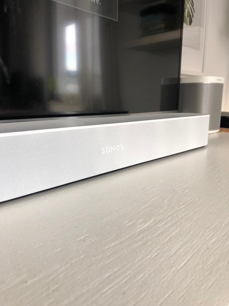 Sonos Beam — wersja w kolorze białym