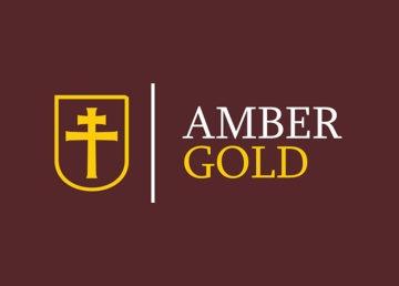 Logo Amber Gold do sprzedania za 1100zł