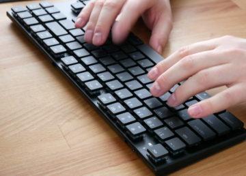 [VIDEO] Mechaniczna klawiatura z niskim skokiem? To możliwe – poznajcie Keytron