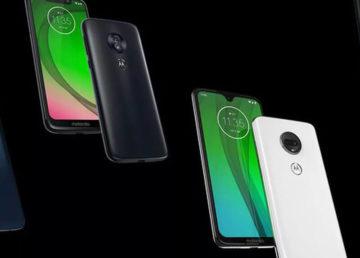 Motorola przez pomyłkę publikuje zdjęcia Moto G7 na swoich stronach