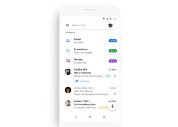 Aplikacja Gmail otrzyma totalnie nowy wygląd – oto jak będzie wyglądała