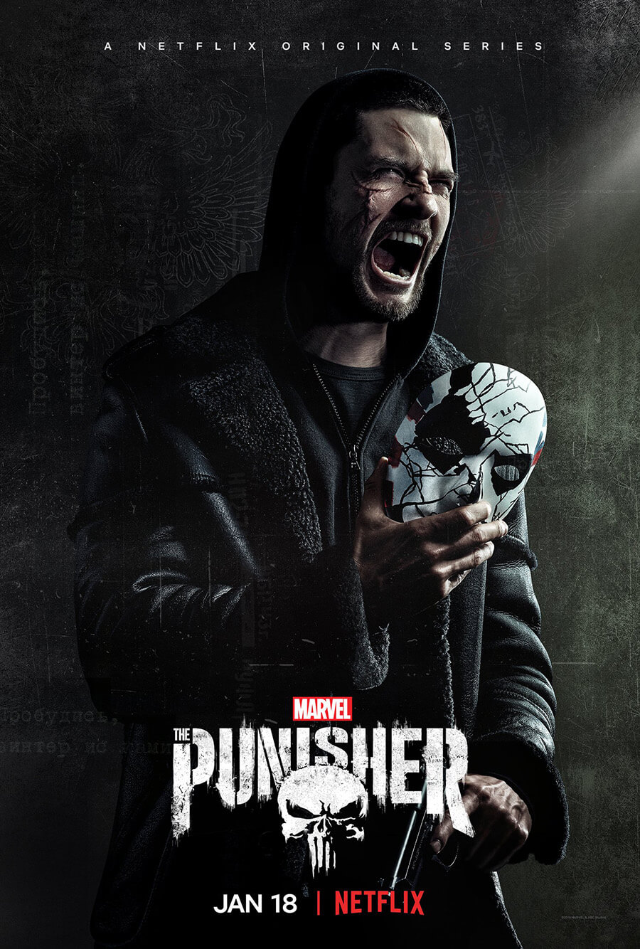 Punisher sezon 2 nowe promo