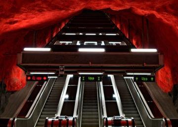 Bliski mi projekt na Kickstarterze: piękno stacji sztokholmskiego metra