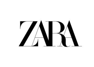 Zara i jej nowe logo, czyli jak nie projektować logotypów