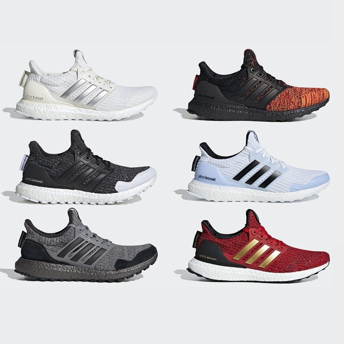 Adidas Game of Thrones buty w sam raz na premierę