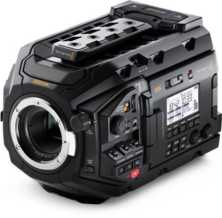Blackmagic Ursa Mini Pro 4,6K