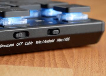[VIDEO] Recenzja Keytron K1 – mechaniczna klawiatura z niskim skokiem wprost z Kickstartera