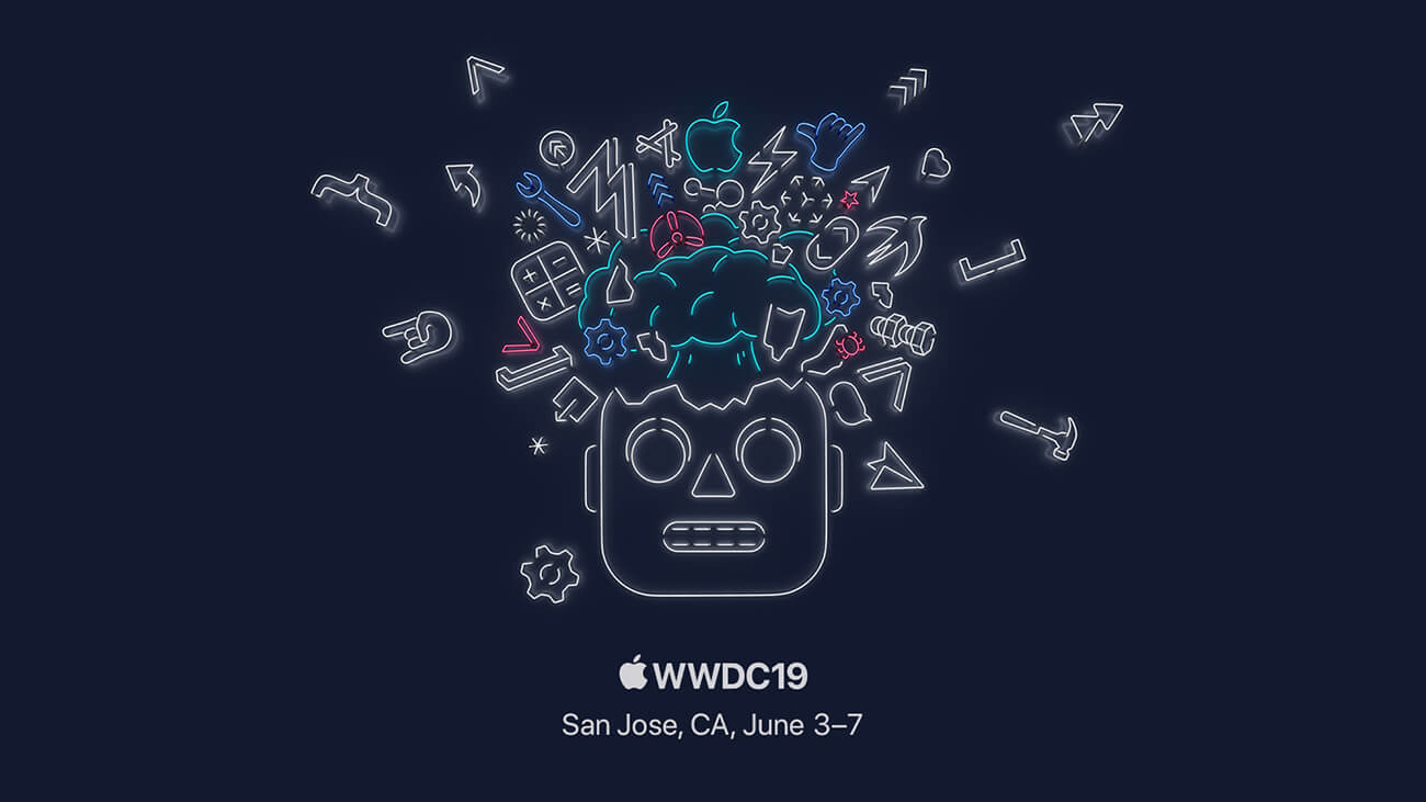 apple wwdc 2019 plakat