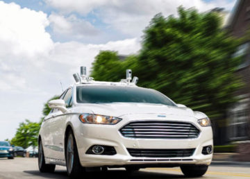 Rozwój autonomicznych pojazdów nie będzie taki szybki? Tak twierdzi Ford