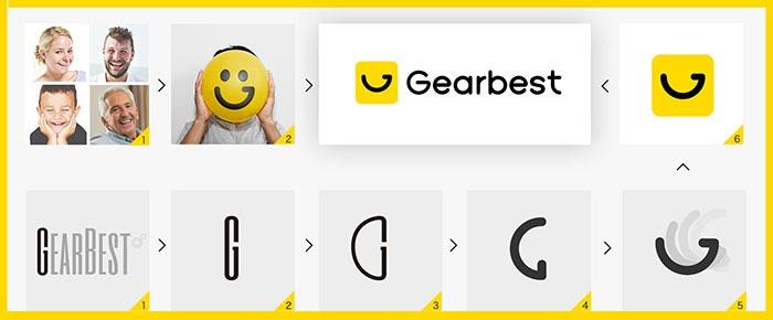 Znaczenie logo Gearbest