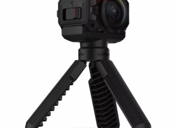 Testujemy VIRB360, czyli kamerę 360 od Garmin – pierwsze wrażenia