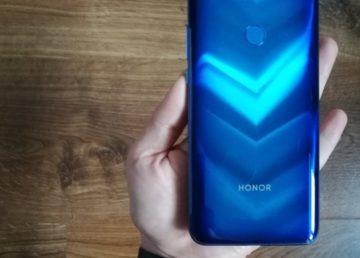 Gdybym miała wskazać ulubioną firmę od smartfonów, byłby to Honor