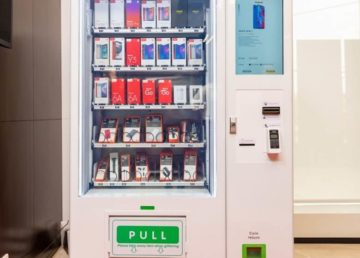 Coca-Cola, Twix, a może Redmi Note 7? Pierwsze automaty Xiaomi już wkrótce