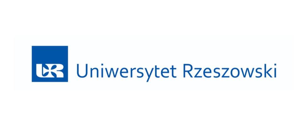 Typografia w logo Uniwersytetu Rzeszowskiego