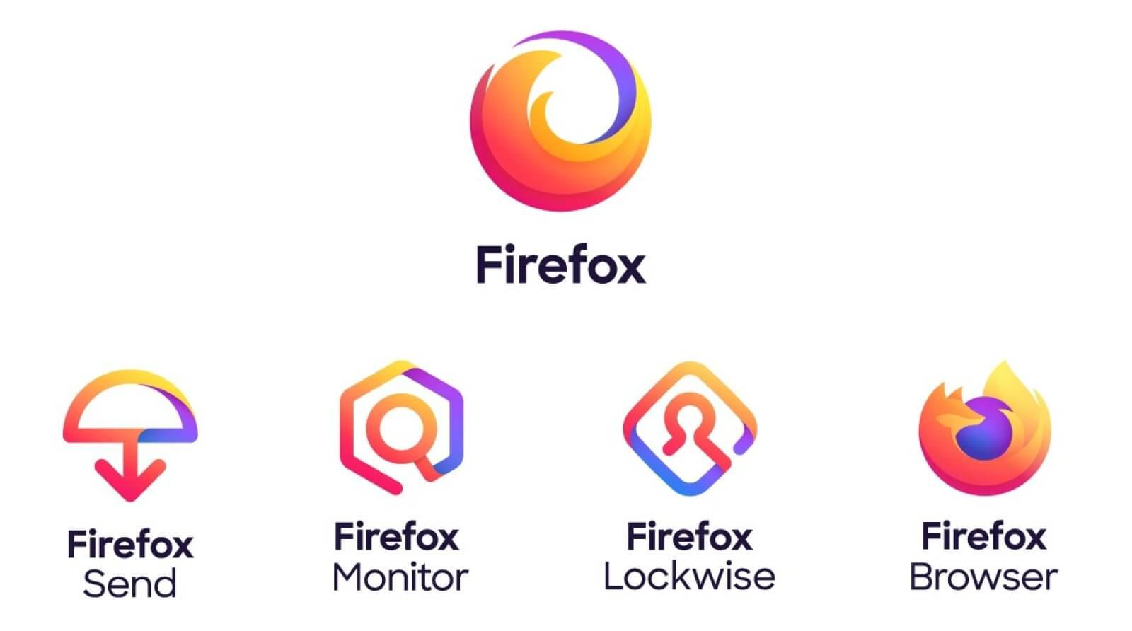 Rodzina firefox logo