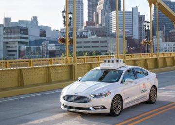 Nie tylko Tesla – Ford testuje autonomiczne pojazdy w Detroit